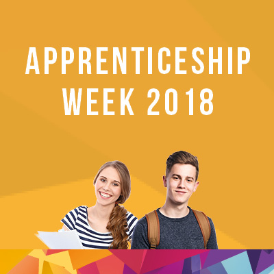 Apprenticeship Week with The Skills Network