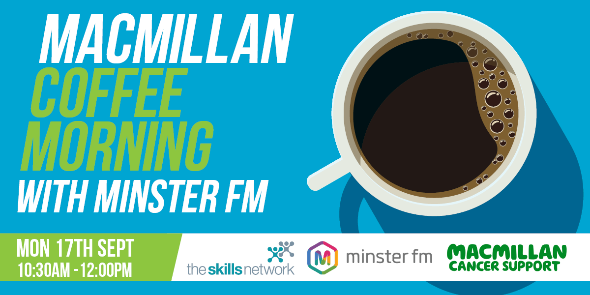 The Skills Network and Minster FM On The Road