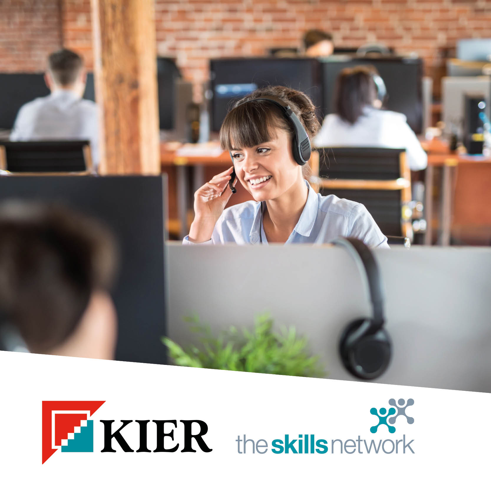 Enhancing Customer Service Skills – The Skills Network and Kier's Approach to Transformative Workforce Development