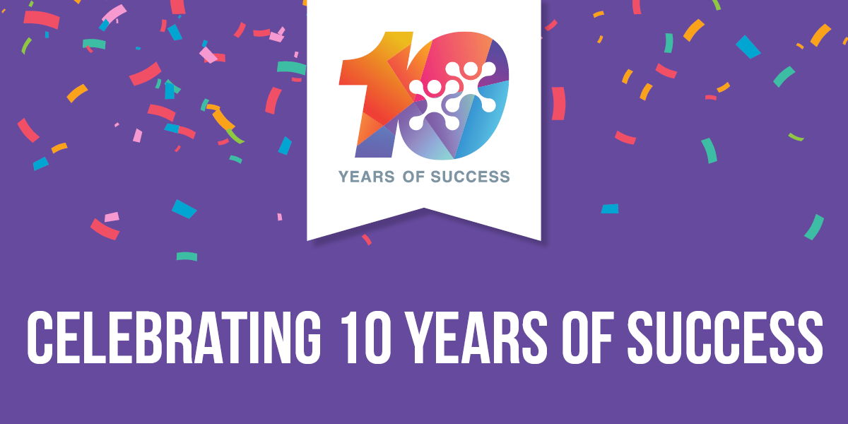The Skills Network Celebrates 10 Years of Success