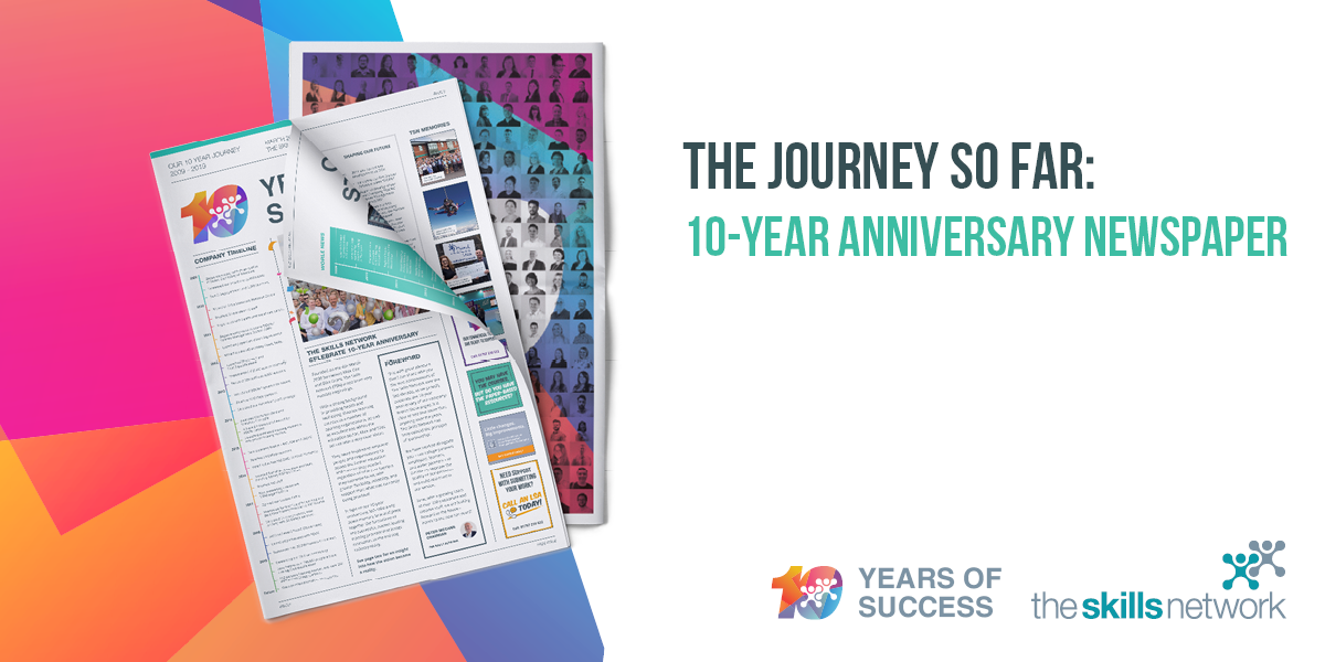 The Journey So Far: TSN Launch 10-Year Anniversary Newspaper