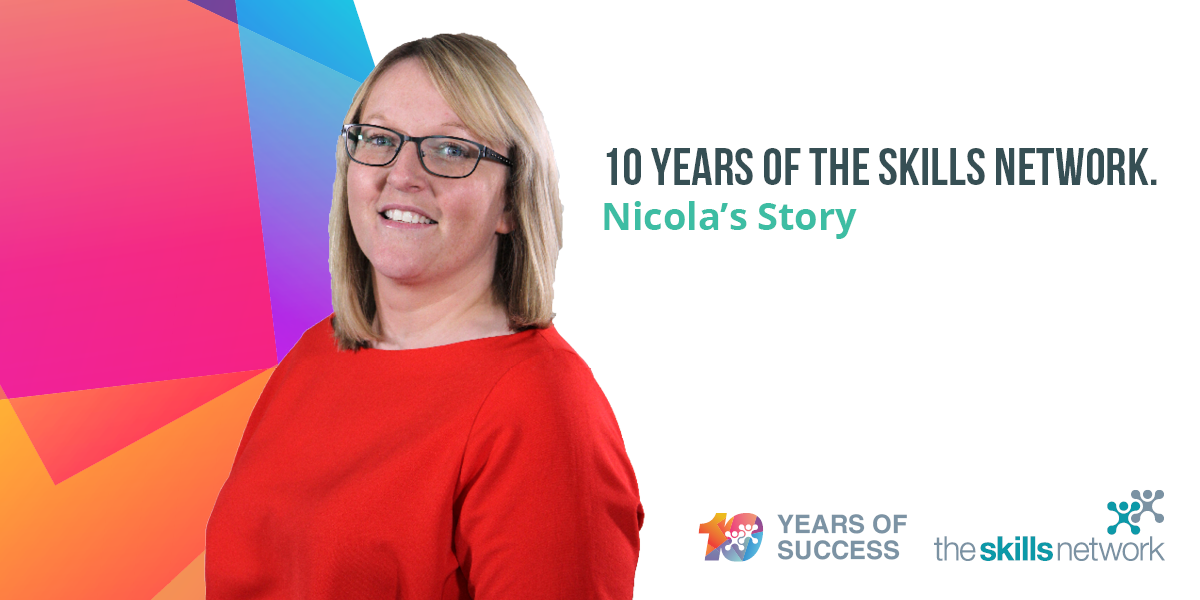 Employee Focus: Nicola Taylor - 10 Years of TSN