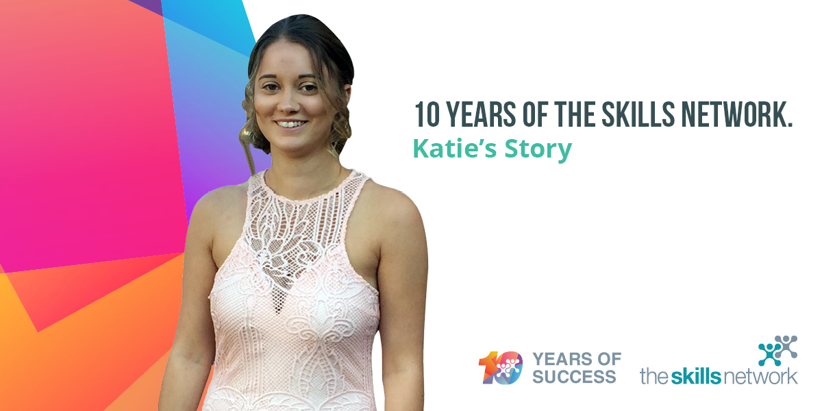 Employee Focus: Katie's Story - 10 Years of The Skills Network