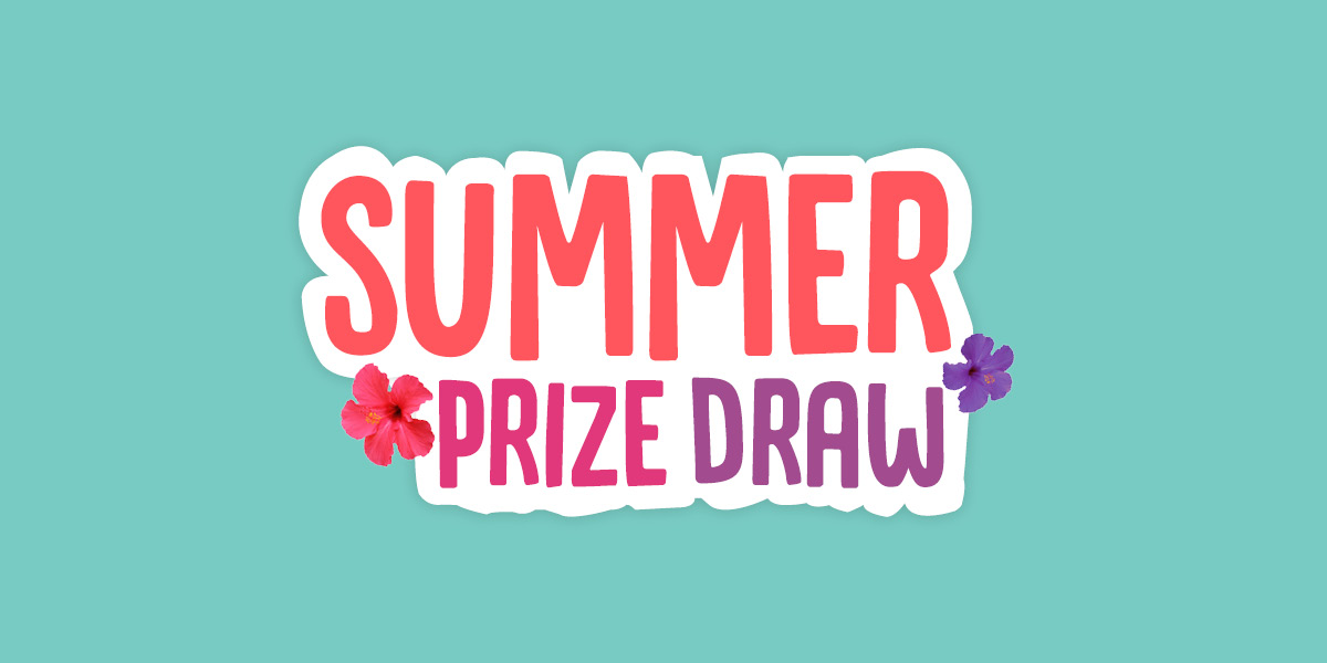 Summer Prize Draw